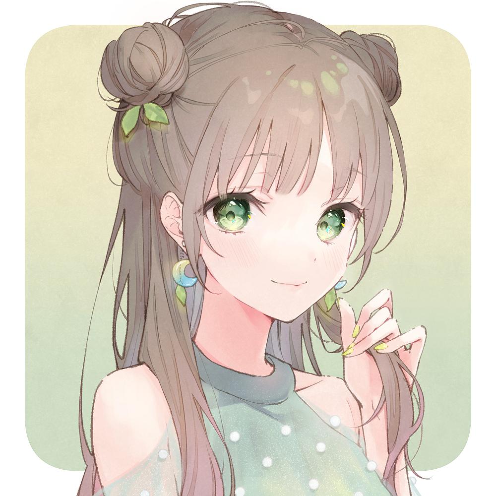 【葉月ゆう】イメージキャラクターデザイン