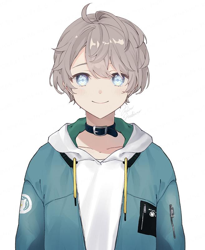 【ゆく年くる年、あくる月】キャラクターデザイン